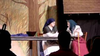 Yente and Golde talk about Tzeitel's match