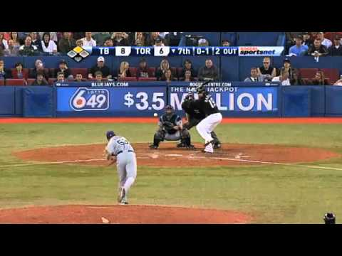 Jose Bautista's 54 Home Runs
