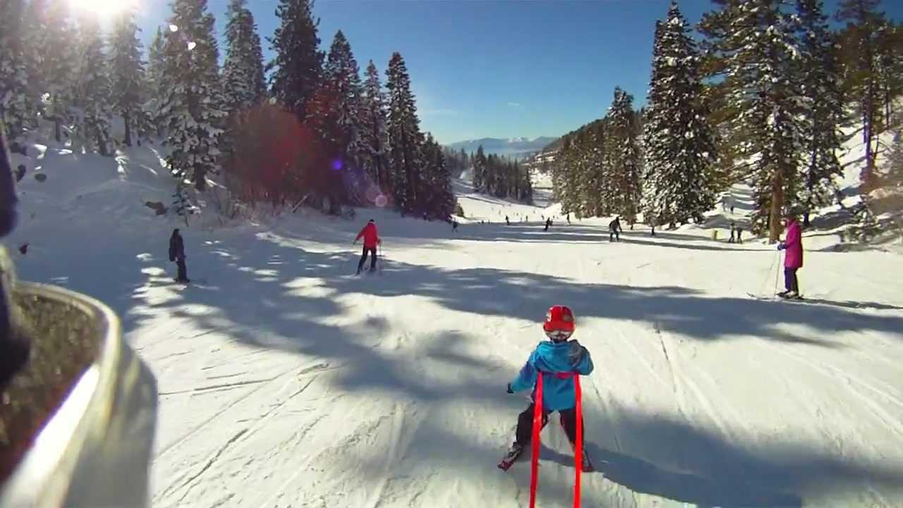 ski at lake tahoe-diamond peak ski resort - youtube