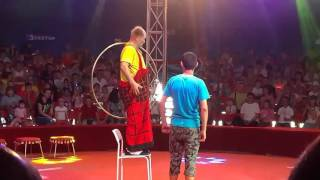 Прикол в цирке