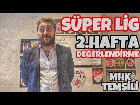 Süper Lig 2.Hafta Toplantısı - Arif Sevimli