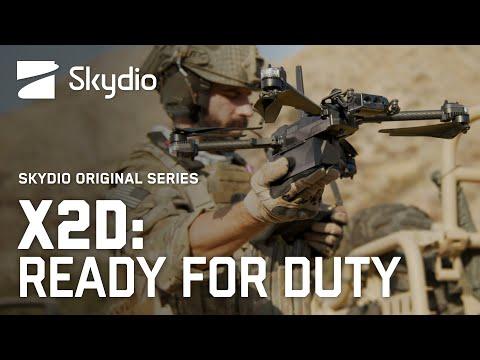 X2D: Ready For Duty Trailer