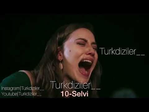 En iyi ağlayan 20 dizi karateri En iyi oyuncular Turkdiziler
