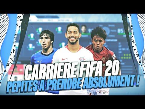 LES PÉPITES A PRENDRE ABSOLUMENT EN CARRIÈRE MANAGER SUR FIFA 20 !