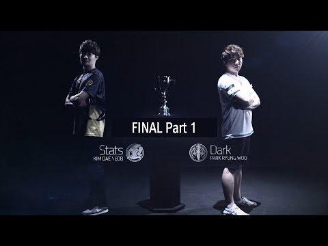 결승전 파트1 김대엽 vs 박령우 [17.09.24] SSL 프리미어 2017 시즌2
