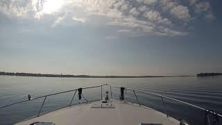South on Lake Couchiching - Sit Back Sunday GoPro Boat Cruise