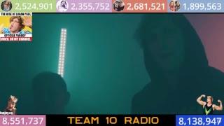 Official Team10 Radio Live Stream.