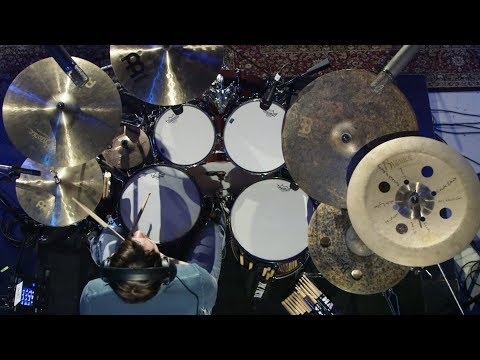 #VFJams LIVE! - Matt Garstka - Drum Cam