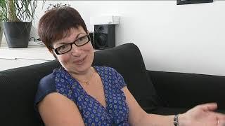 Marlène Vault, victime de l'Androcur