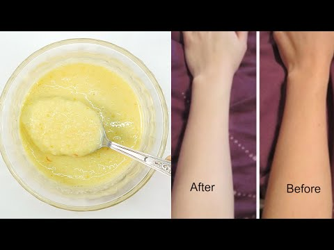 How to Get Fair Skin At Home in 1 Week | Skin Whitening Secrets
