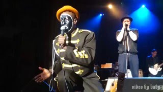 Angelo Moore-ASHES TO ASHES-Celebrating David Bowie-Live @ Regency Ballroom, SF, CA, March 22, 2016