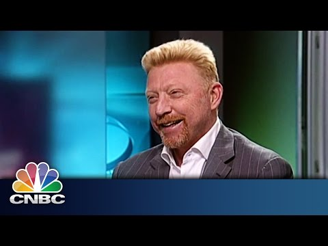Boris Becker helping Djokovic | CNBC International