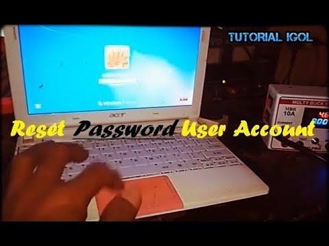 cara-reset-password-windows---tanpa-instal-ulang