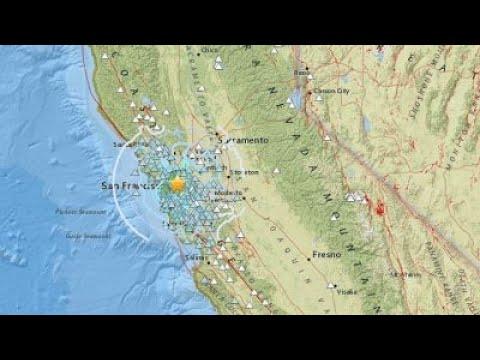 EAST BAY QUAKE: USGS Geologist David Schwartz on Thursday morning quake