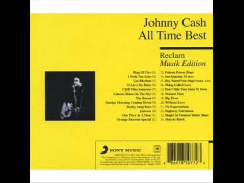 JOHNNY CASH - SINGING IN VIETNAM TALKING BLUES.