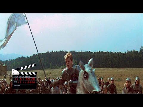 Сцена из фильма Жанна Дарк (1999), взятие форта
