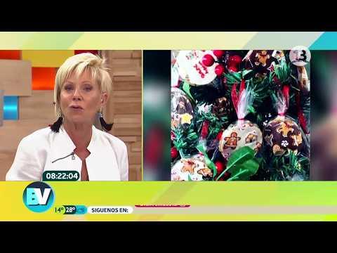 Raquel ya comenó a preparar la Navidad | Bienvenidos
