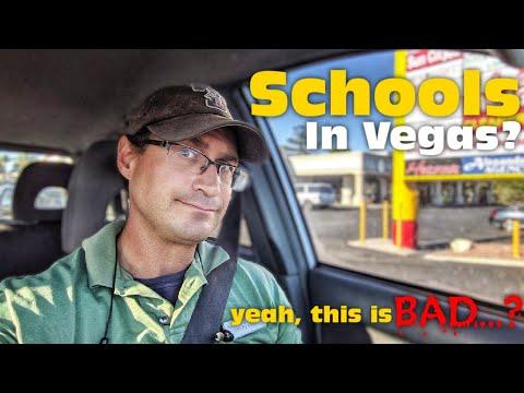 Schools in Las Vegas. That Bad? Nevada vs Canada Schools (bonus)