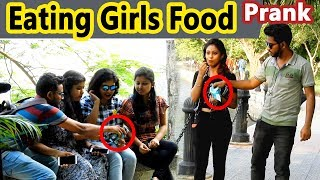 Eating girl