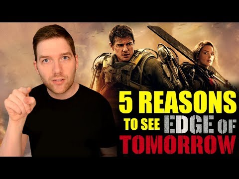 5 Reasons to see Edge of Tomorrow