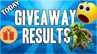 TH8 Giveaway Result + Last chance
