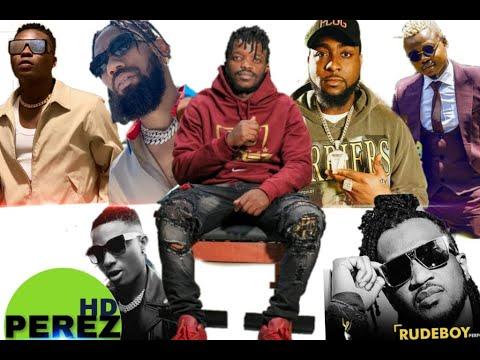New Naija Afrobeat Video Mix Oct 2019 Dj Perez Ft Wizkid Burna Boy Rudeboy Joeboy X Ghana Music Youtube