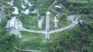 崗山之眼 高雄 航拍 Siaogangshan Skywalk Park, Kaohsiung, Taiwan. Aerial View. Sky-Triper