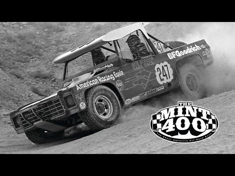 "BFGoodrich Tires presents ""The Mint 400"" 1978"