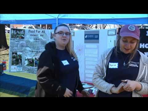 Monica and Lynn talk about their seeding project