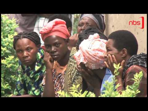 Kasese Clashes: Emotional Burrial Ceremony