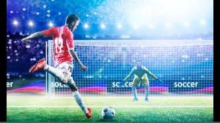 Soccer Penalty Russia vs Croatia In real life