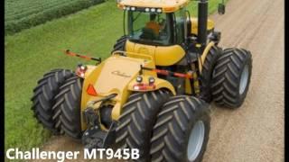 Top ten heveist Tractors