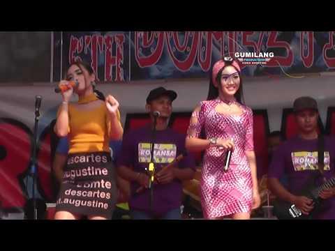 ROMANSA LIVE BUCU DOMEZTIC ELANG EDOT & ULFA