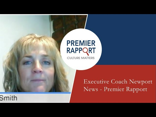 Executive Coach Newport News - Premier Rapport