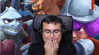¡¡ESTOY IMPARABLE CON ESTE MAZO!! | El Cofre Troll | Clash Royale con TheAlvaro845 | Español