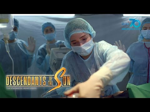 Descendants Of The Sun: Dr. Maxine Performs The Operation Of Her Life | Episode 14