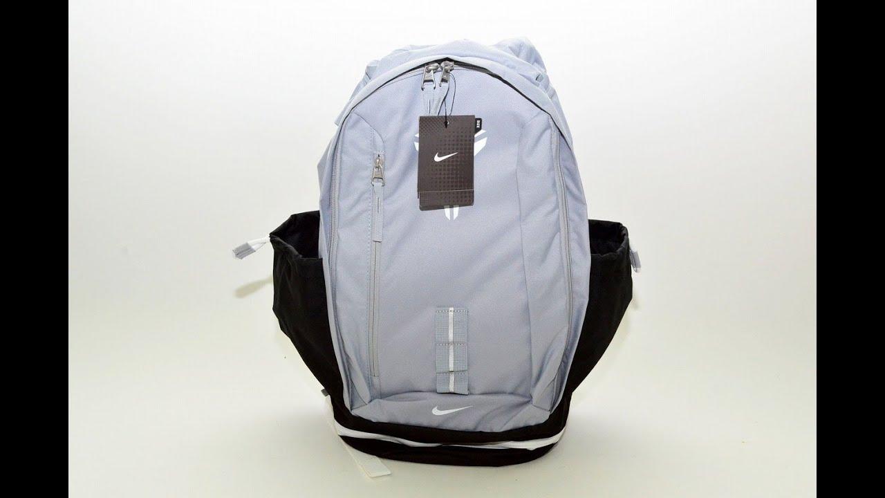 caee9f9220 Nike KOBE Mamba backpack (gray   black) From Japan 60791 - YouTube