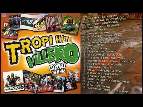 Tropi Hits Villero - Cumbia Villera (2004) [Enganchado CD Completo]