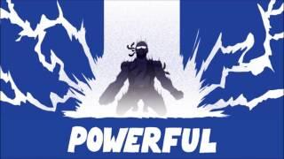Major Lazer - Powerful ft. Ellie Goulding & Tarrus Riley (Instrumental)
