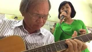 Hương Sắc Miền Nam - Kim Nên ; Guitar : Nguyễn Bân