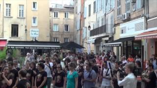 """6 août 2013 : Flashmob """"Chevauchée des Walkyries"""""""