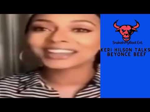 Keri Hilson Opens Up About The Beyoncé Shade & Her Career Hiatus