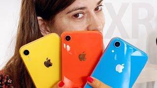 iPHONE XR 'BARATO' TODOS LOS COLORES!! ¿Cuál comprar?