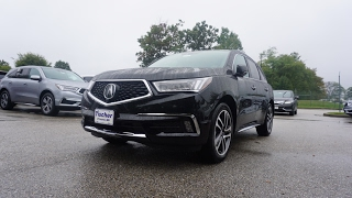 2017 Acura MDX Advance SH-AWD | Review