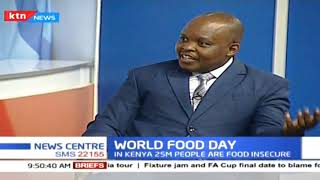 World Food Day: Kenya joins World in making WFD, food security being a key concern