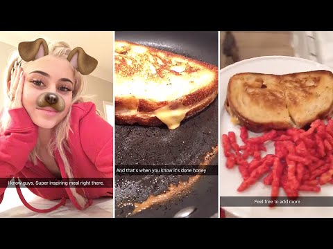 Cooking With Kylie Jenner | Grilled Cheese & More