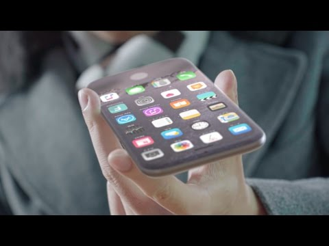 New Teaser Trailer for iPhone 8 2017 FINAL DESIGN!