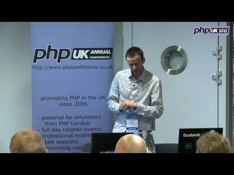PHP UK Conference 2012 - Big Data web/science... by James Littlejohn