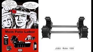 JOBO 1509 Roller Base