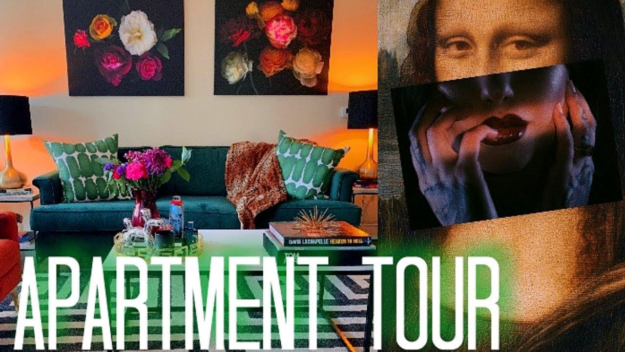 1cd78dd2f53fd LA Apartment Tour | Home Decor & Stealing Pinterest Ideas - Bailey Sarian